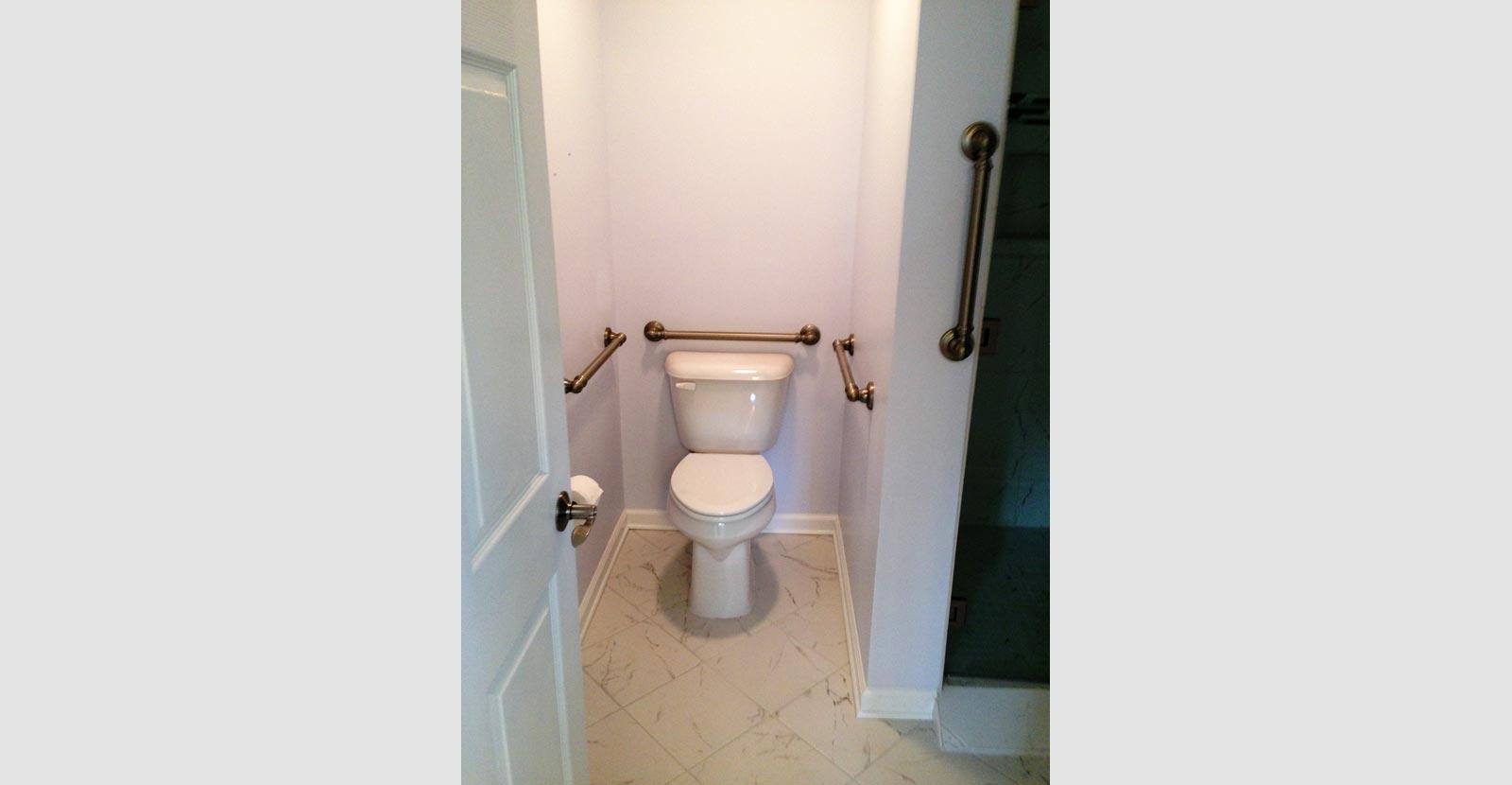 Ada Bathroom Remodel Hatchett Contractors