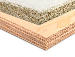 plywood particle board comparison