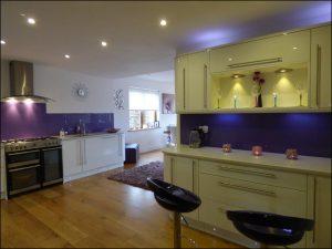 Accent Kitchen Lighting