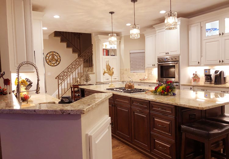 Decorative Kitchen Lighting, Kitchen Cabinet Systems, Kitchen Remodelers